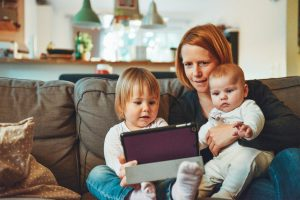 A Tecnologia Dentro da Família Cristã