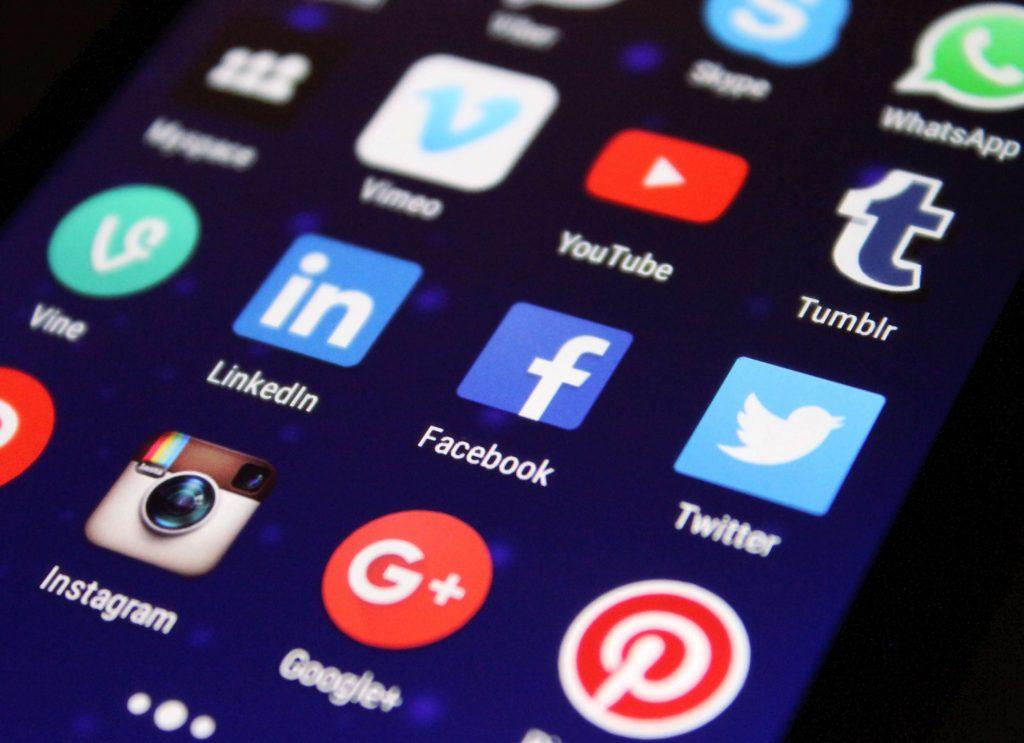 Whtas App, Instagram e Facebook, as principais redes sociais no Brasil em 2019